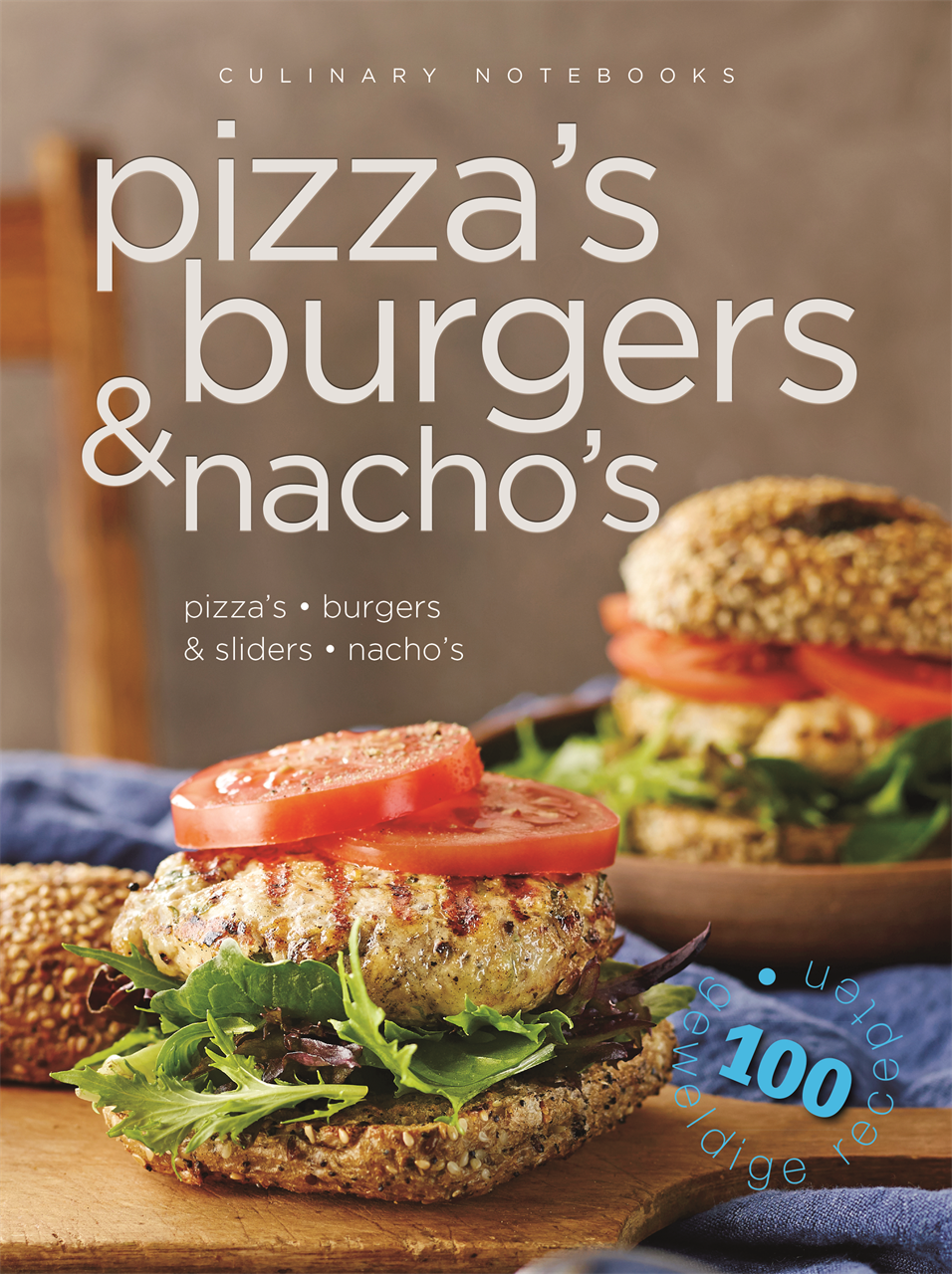 Culinary Notebooks Pizza Burgers en Nacho s