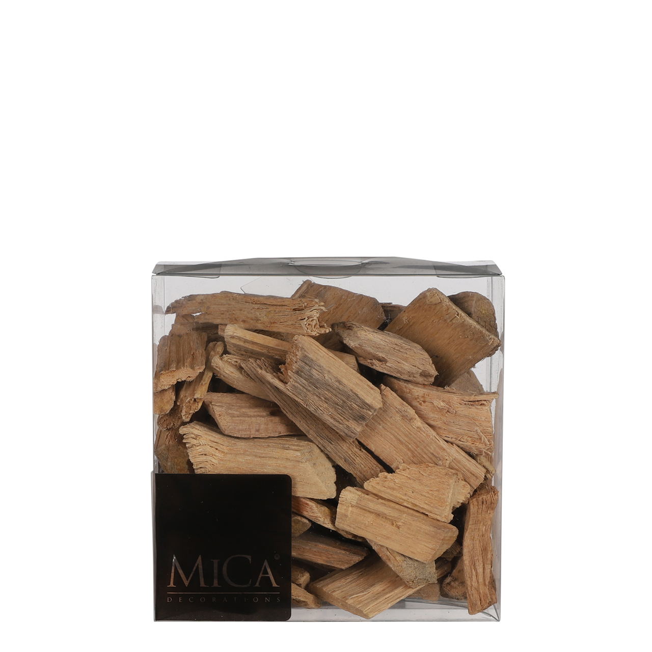 Hout Snippers Lichtbruin 600ml